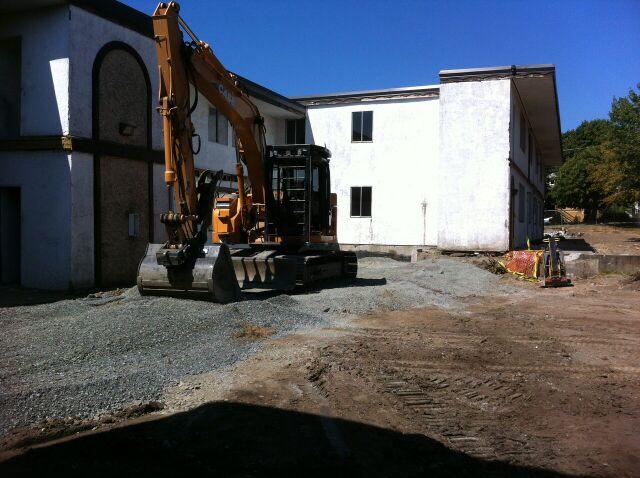 Building & Site Preparation