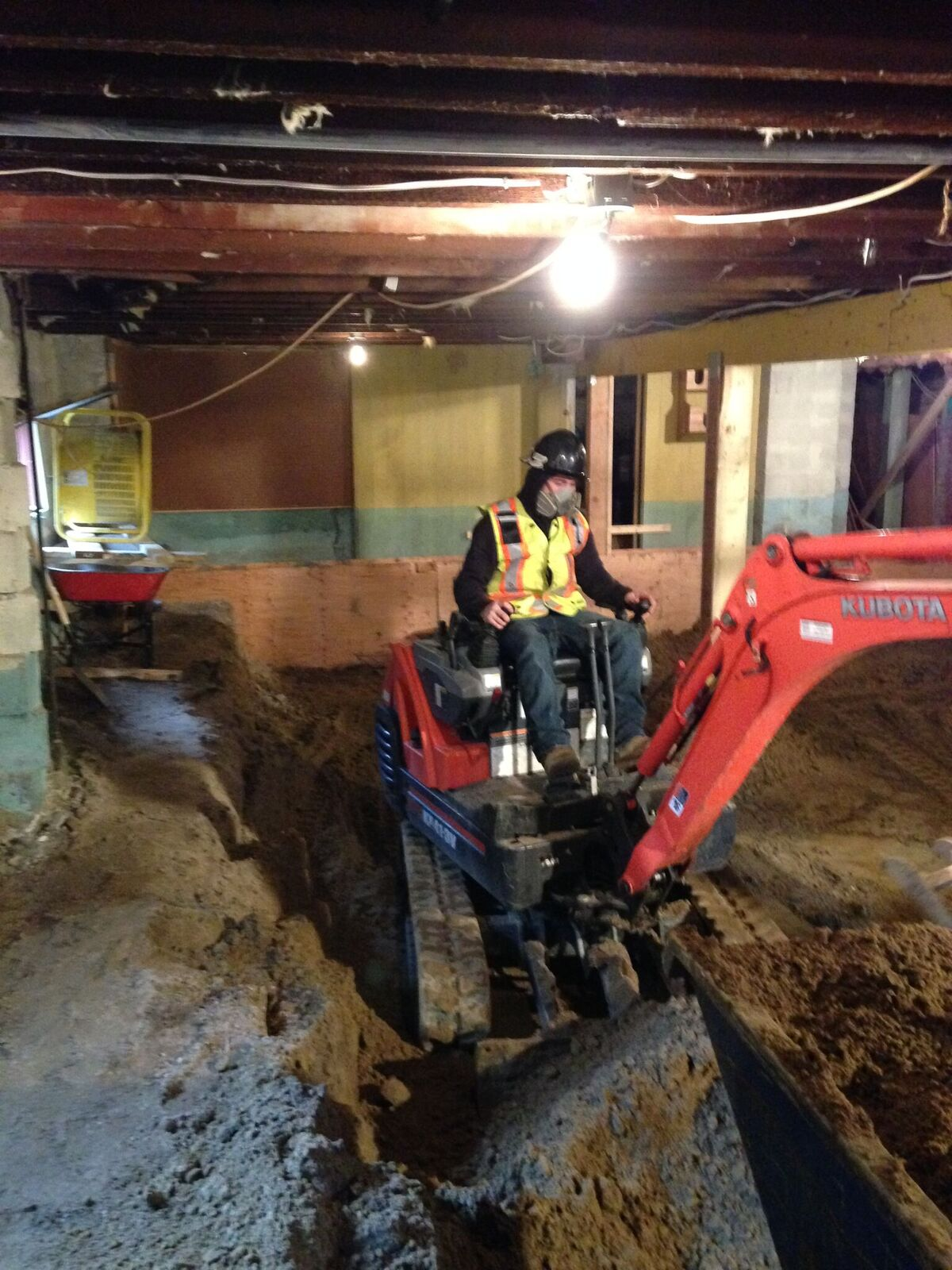 Victoria Excavating PLAN Contracting