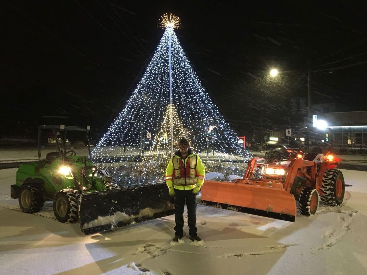 Sooke Snow Removal & De-Icing