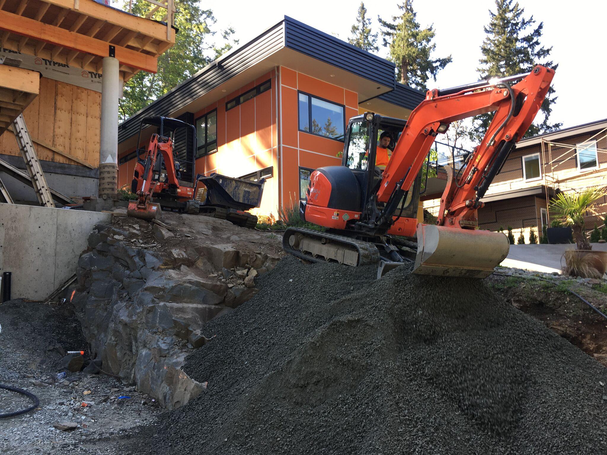 Kubota KX040 Excavator